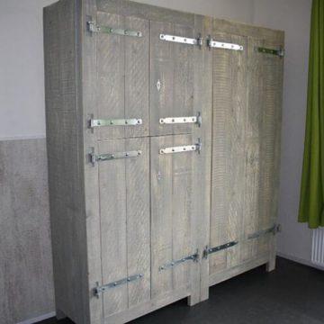 Afbeelding Beuckenroode kast greywash
