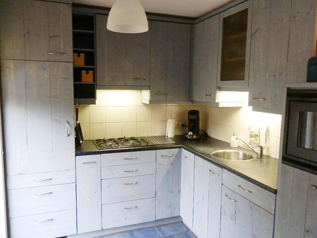 Afbeelding Beuckenroode keuken wit