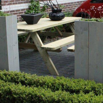 Afbeelding Beuckenroode meubelmaker plantenbakken