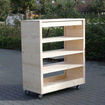 Afbeelding Beuckenroode meubelmaker trolley