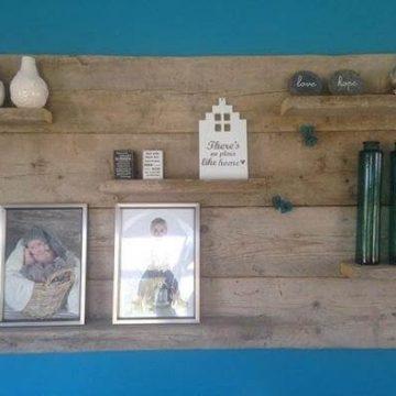 Afbeelding Beuckenroode meubelmaker wandbord
