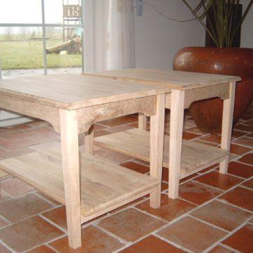 Afbeelding Beuckenroode meubelmaker twee tafel