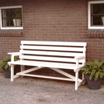 Afbeelding Beuckenroode meubelmaker tuinbank