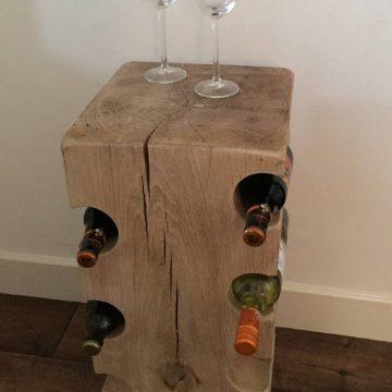 AFbeelding Beuckenroode wijnrek